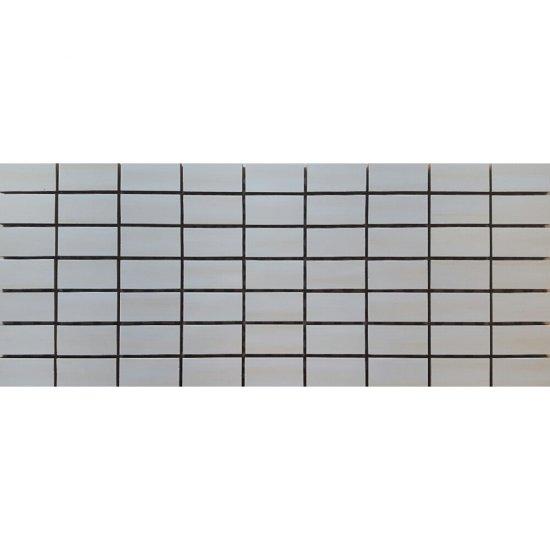 Płytka ścienna CAPRI kremowa mozaika błyszcząca 20x50 gat. I