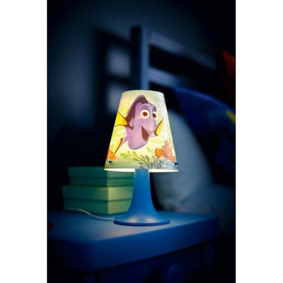 Lampa dziecięca 1x2,3W FINDING DORY, LED 71795/90/16 Philips