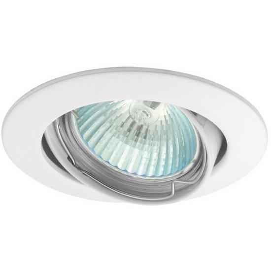 Oprawa punktowa sufitowa VIDI CTC-5515-W biała Kanlux