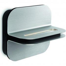 Kinkiet PATRA aluminium 2xLED 33257/48/16 Philips