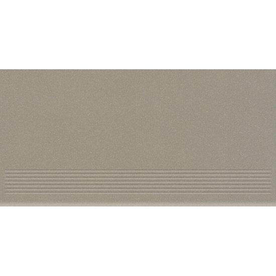 Gres zdobiony MOONDUST ciemnoszary stopnica mat 29,55x59,4 gat. I
