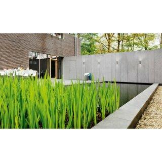 Kinkiet ogrodowy 2x35 W, GU10 NIGHTINGALE 17102/47/PN Philips