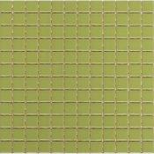 Mozaika PALETTE zielona błyszcząca 30x30 gat. I