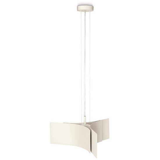 Lampa wisząca BENT 1xE27 40826/38/16 Philips
