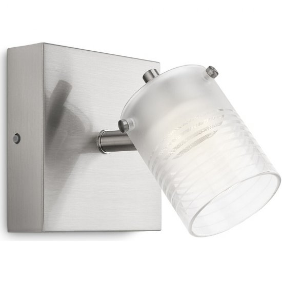 Kinkiet 1x3W TOILE, LED 53260/67/16 Philips