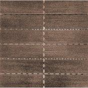 Gres szkliwiony NATURALE brązowy mozaika mat 29,7x29,7 gat. I