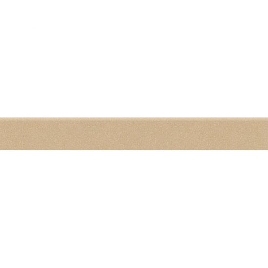 Gres zdobiony MOONDUST mocca cokół poler 7,2x59,4 gat. I