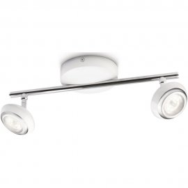Lampa sufitowa 2x3W SEPIA, LED biała 57172/31/16 Philips