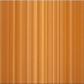 Płytka podłogowa CALIPSO pomarańczowa błyszcząca 33,3x33,3 gat. I