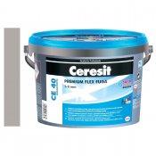 Spoina elastyczna CERESIT CE 40 cementgray 5 kg