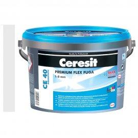 Fuga elastyczna CERESIT CE 40 carrara 5 kg