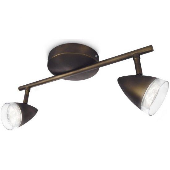 Lampa sufitowa 2x3W MAPLE LED 53212/06/16 Philips