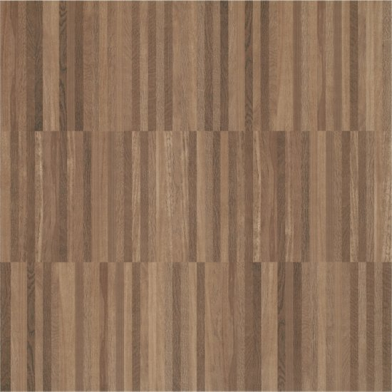 Gres szkliwiony ARTWOOD orzech mozaika mat 59,3x59,3 gat. I