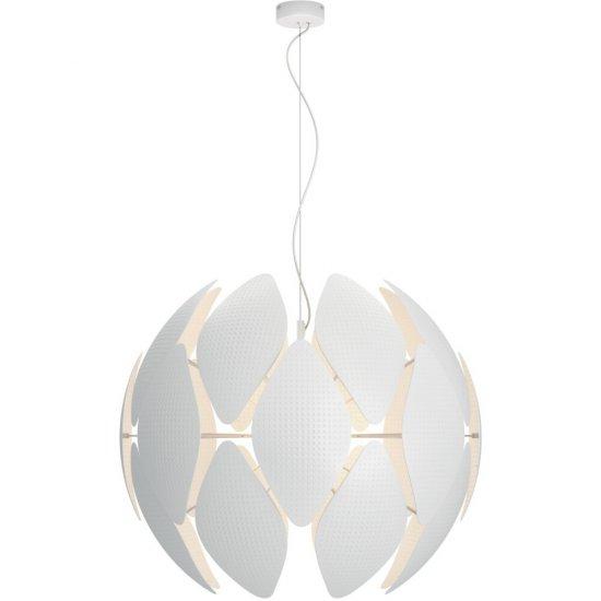 Lampa wisząca 1x60W E27 CHIFFON 40934/31/PN Philips