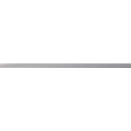 Płytka ścienna AMARANTE szara listwa 1,5x59,8 gat. I