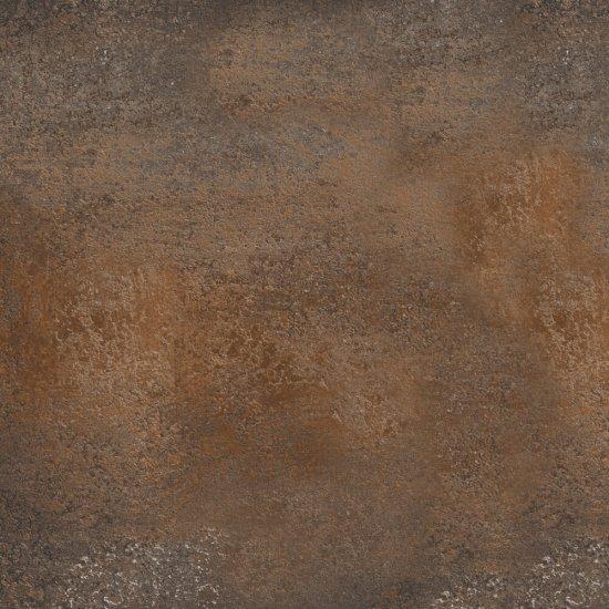 Gres szkliwiony RUDA brązowy lappato 60x60 gat. I