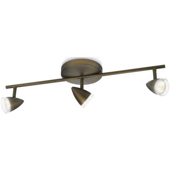 Lampa sufitowa 3x3W MAPLE LED 53213/06/16 Philips