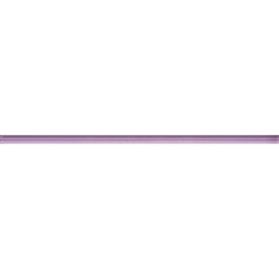 Płytka ścienna ALTA fioletowa listwa szklana 2x60 gat. I