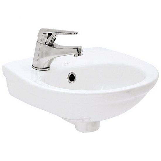 Umywalka wisząca EKO 35 lewa