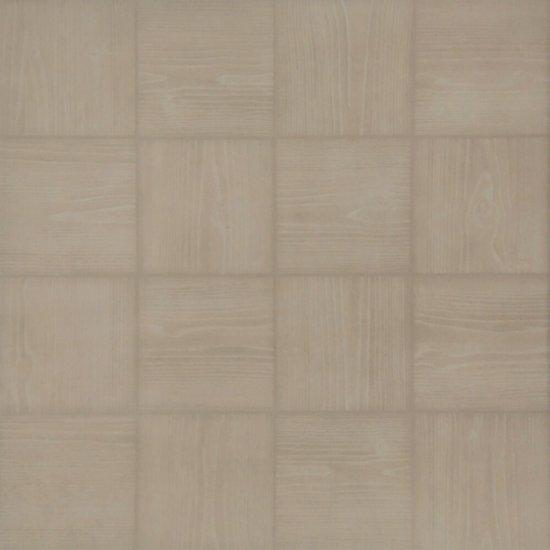 Gres szkliwiony MANAUS kremowy mozaika 42x42 gat. I