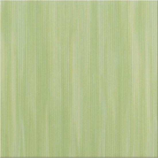 Płytka podłogowa ARTIGA zielona błyszcząca 33,3x33,3 gat. I