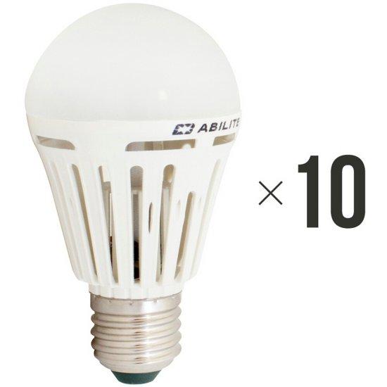 Komplet 10 żarówek 48 LED SMD 5W E27 biały ciepły 43364 Abilite