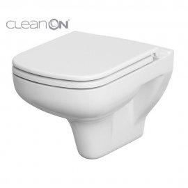 Miska WC podwieszana z deską SET 652