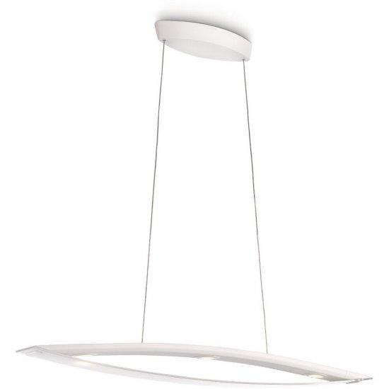Lampa wisząca 3x6W PONTE LED biała 37368/31/16 Philips