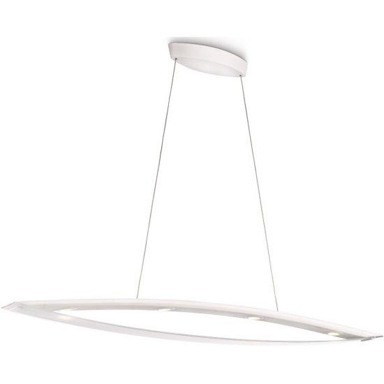 Lampa wisząca 4x6W PONTE LED biała 37369/31/16 Philips