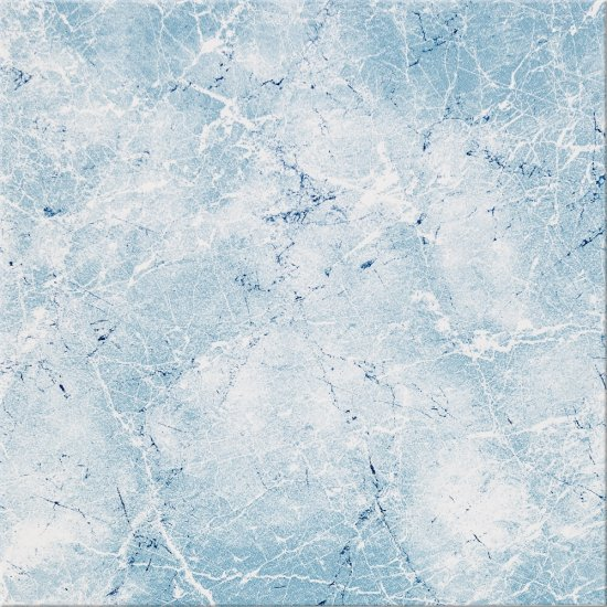 Płytka podłogowa SANDRA niebieska błyszcząca 33,3x33,3 gat. II
