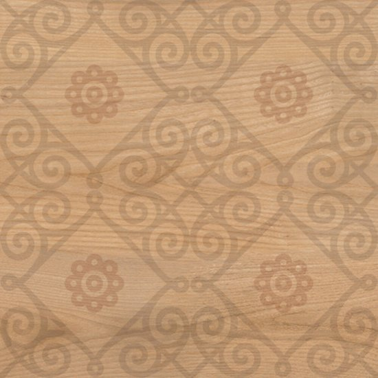Gres szkliwiony FOREST TOUCH beżowy carpet mat 45x45 gat. I