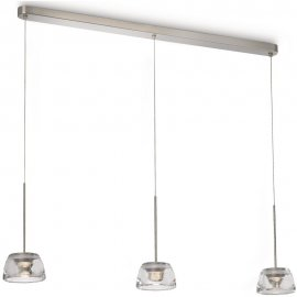 Lampa wisząca 3x6W CLARIO LED 40726/17/16 Philips