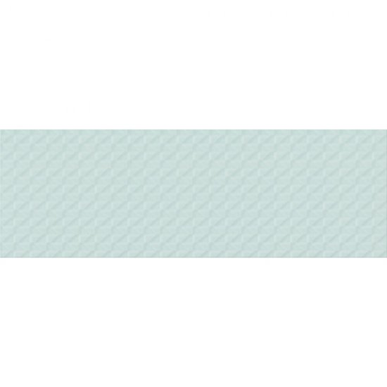 Płytka ścienna ZAMBEZI zielona struktura mat small 20x60 gat. I