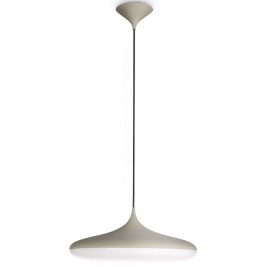 Lampa wisząca 1x40W FRIENDS, beżowa 40761/38/16 Philips