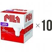 Komplet 10 sztuk żarówek LED 6,5W GU10 biała ciepła 8718696534205 Pila