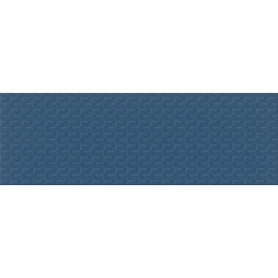 Płytka ścienna ZAMBEZI niebieska struktura mat small 20x60 gat. I