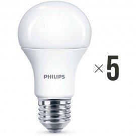 Komplet 5 sztuk żarówek LED 13 W (100 W) E27, 8718696577035 Philips