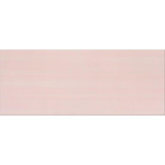 Płytka ścienna BUGI różowa błyszcząca 20x50 gat. I