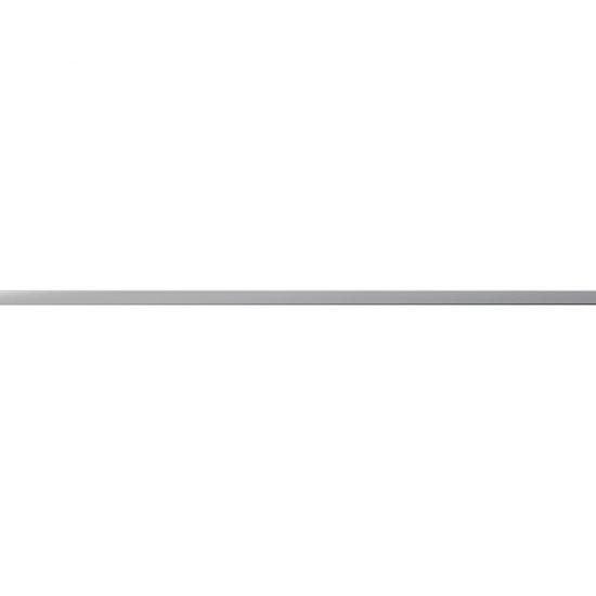 Płytka ścienna INFINITA szara listwa mat 1,5x59,3 gat. I
