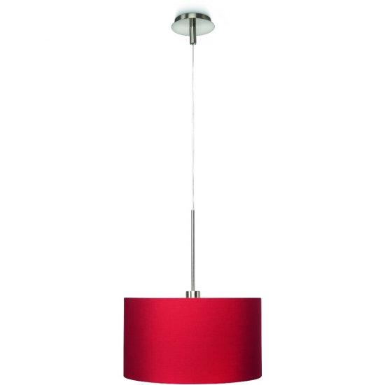 Lampa wisząca ODET czerwona 1x53W 36275/32/16 Philips