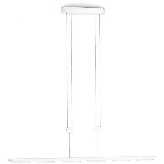 Lampa wisząca 6x2,5W MILE LED 40877/31/16 Philips