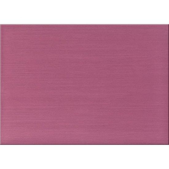 Płytka ścienna EVOLA fioletowa błyszcząca 25x35 gat. I