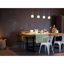 Lampa wisząca 4x4,5W METON, LED biała 37318/56/16 Philips