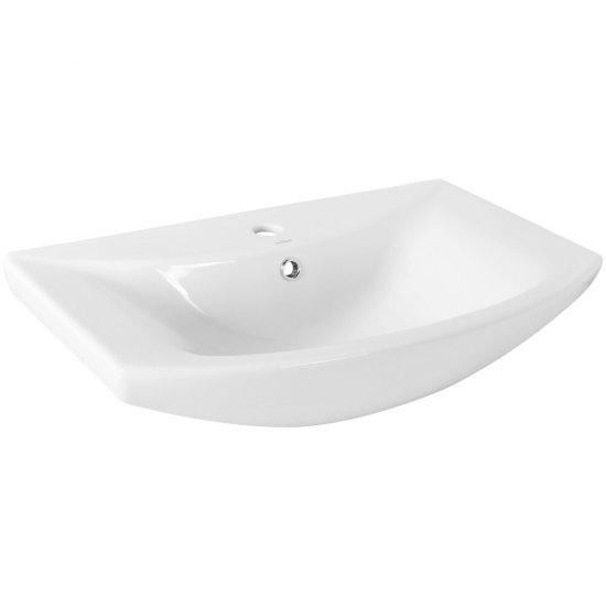 Umywalka pojedyncza meblowa OMEGA 65