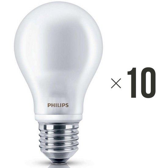 Komplet 10 sztuk żarówek LED 7 W (60 W) E27, 8718696472187 Philips