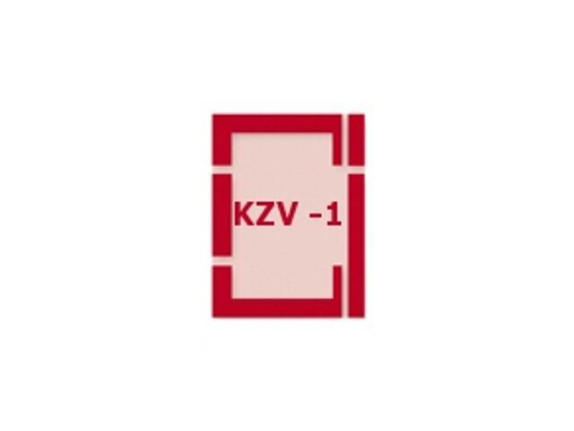 Kołnierz do zespoleń KZV-1-P 25 114x78 Fakro