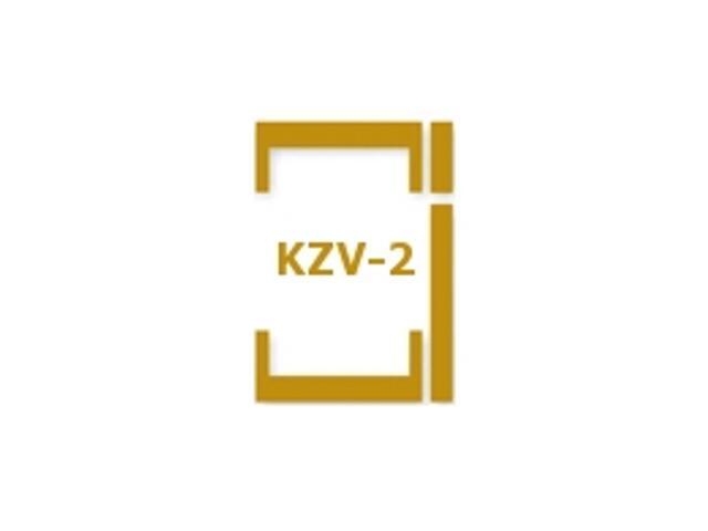 Kołnierz do zespoleń KZV-2-P 26 134x78 Fakro