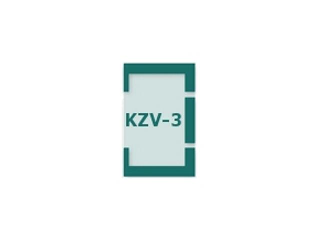 Kołnierz do zespoleń KZV-3-P 12 134x98 Fakro
