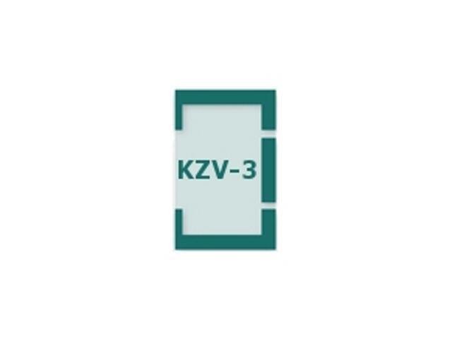 Kołnierz do zespoleń KZV-3-P 26 134x78 Fakro