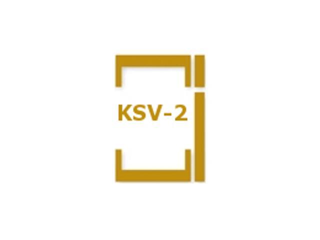 Kołnierz do zespoleń KSV-2 26 134x78 Fakro